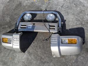 Бампер на Mitsubishi Pajero Mini H53A, H58A 4A30