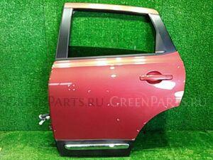 Дверь боковая на Nissan Dualis KJ10 MR20DE