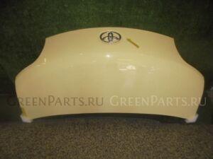 Капот на Toyota Porte NNP11 1NZ-FE
