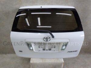 Дверь задняя на Toyota Corolla Fielder NZE121G 1NZFE