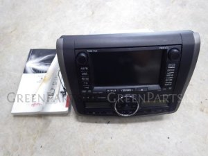 Автомагнитофон на Toyota Allion ZRT260 2ZRFE