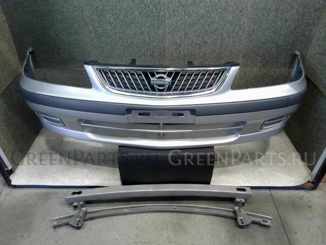 Бампер на Nissan Sunny FB15 QG15DE