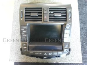 Автомагнитофон на Toyota Crown GRS204 2GR-FSE