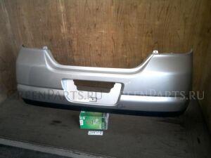 Бампер на Nissan Tiida NC11 HR15DE