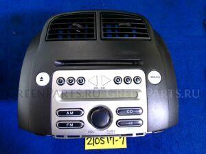 Автомагнитофон на Toyota Passo KGC15 1KR-FE