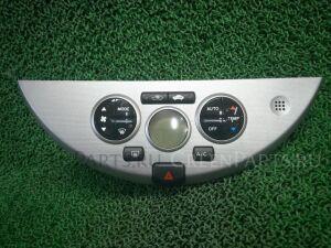 Блок управления климатконтроля на Nissan Note E11 HR15DE
