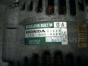 Генератор на Honda STEP WAGON RF1 B20B
