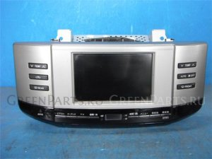 Автомагнитофон на Toyota Mark X GRX125 4GRFSE