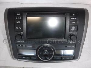 Автомагнитофон на Toyota Allion ZRT265 2ZR-FE