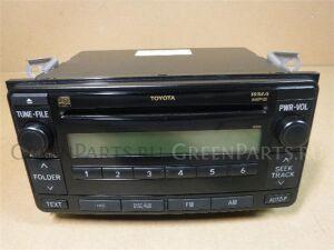 Автомагнитофон на Toyota Corolla Rumion ZRE154N 2ZRFE
