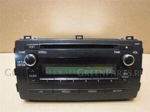 Автомагнитофон на Toyota Auris NZE184H 1NZFE