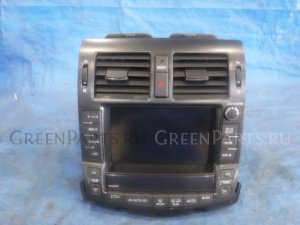 Автомагнитофон на Toyota Crown GRS202 3GR-FSE