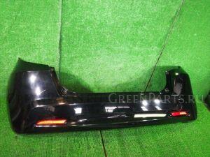 Бампер на Honda Fit GE6 L13A-E