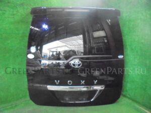 Дверь задняя на Toyota Voxy AZR60G 1AZ-FSE
