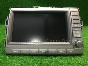 Автомагнитофон на Toyota Estima GSR50W 2GR-FE