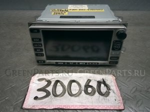 Автомагнитофон на Toyota Estima AHR10W 2AZ-FXE