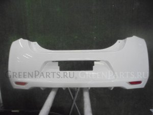 Бампер на Nissan Leaf ZE0 EM61