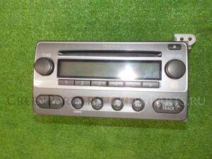 Автомагнитофон на Toyota Wish ZNE14G 1ZZ-FE