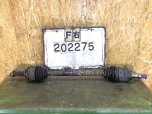 Привод на Subaru Forester SG5 EJ203