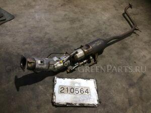 Глушитель на Toyota Prius ZVW30 2ZR-FXE