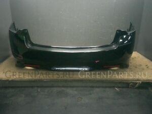 Бампер на Honda Accord CU2 K24A
