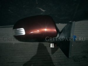 Зеркало двери боковой на Toyota Vitz KSP90 1KR-FE 8316