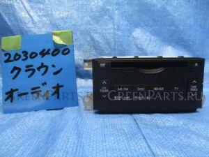 Автомагнитофон на Toyota Crown 3GR-FSE