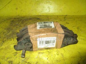 Тормозные колодки на Nissan Tiida C11 HR15DE