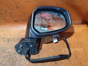 Зеркало двери боковой на Honda Freed GB3