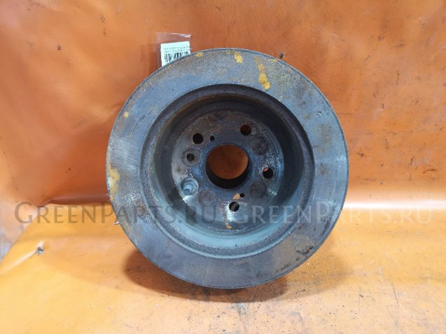 Тормозной диск на Toyota Voxy ZRR70W 3RZ-FAE