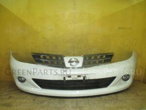 Бампер на Nissan Tiida C11 2704