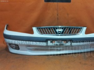 Бампер на Nissan Sunny FB15 114-63520