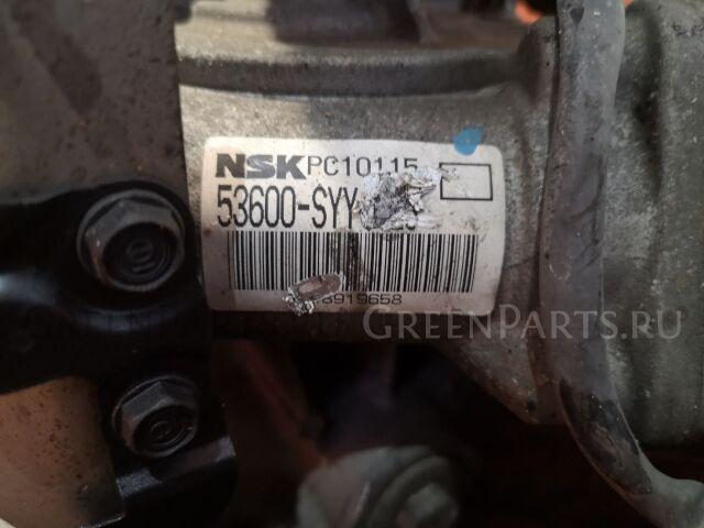 Рулевая рейка на Honda Freed GB3 L15A