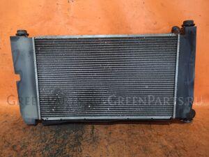 Радиатор двигателя на Toyota Allex NZE121, NZE124, ZZE124 1NZ-FE, 1ZZ-FE