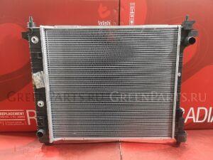 Радиатор двигателя на <em>Cadillac</em> <em>SRX</em> LAU