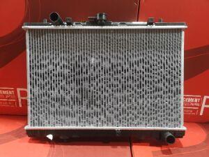 Радиатор двигателя на Mitsubishi L 200 K6T, K7T 4D56(8V)