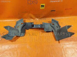 Защита двигателя на Honda Stepwgn RF5 K20A
