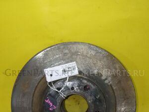 Тормозной диск на Nissan Fairlady Z HZ33, Z33