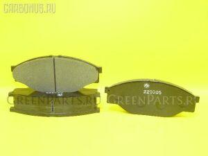 Тормозные колодки на Toyota Hiace Van RZH1# 2RZE
