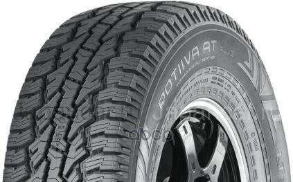 Всесезонные шины Nokian tyres Rotiiva at plus 315/70r17 121 s 70 17 дюймов новые в Москве