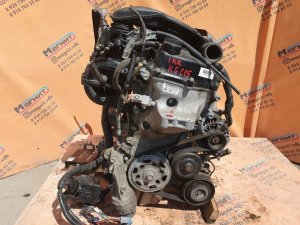 Двигатель на Toyota Passo KGC15 1KR-FE
