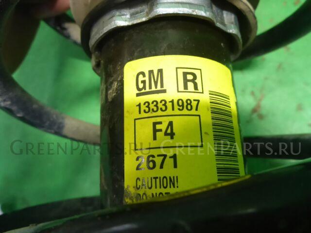Амортизатор на Chevrolet Cruze