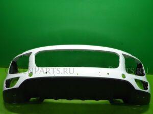Бампер на Porsche Cayenne