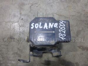 Блок abs (насос) на Lifan Solano