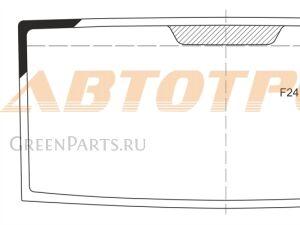 Стекло лобовое на Mitsubishi Canter F24