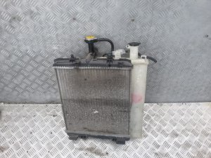 Радиатор на Toyota Aygo