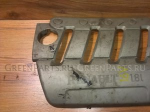 Декоративный кожух двигателя на Renault Scenic