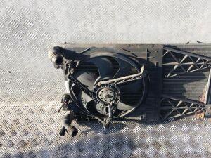 Радиатор на Volkswagen Golf