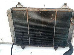 Радиатор на Fiat Ducato