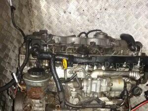 Двигатель на Toyota Avensis